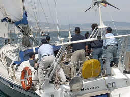 Yachting and Sailing Activities in Spain